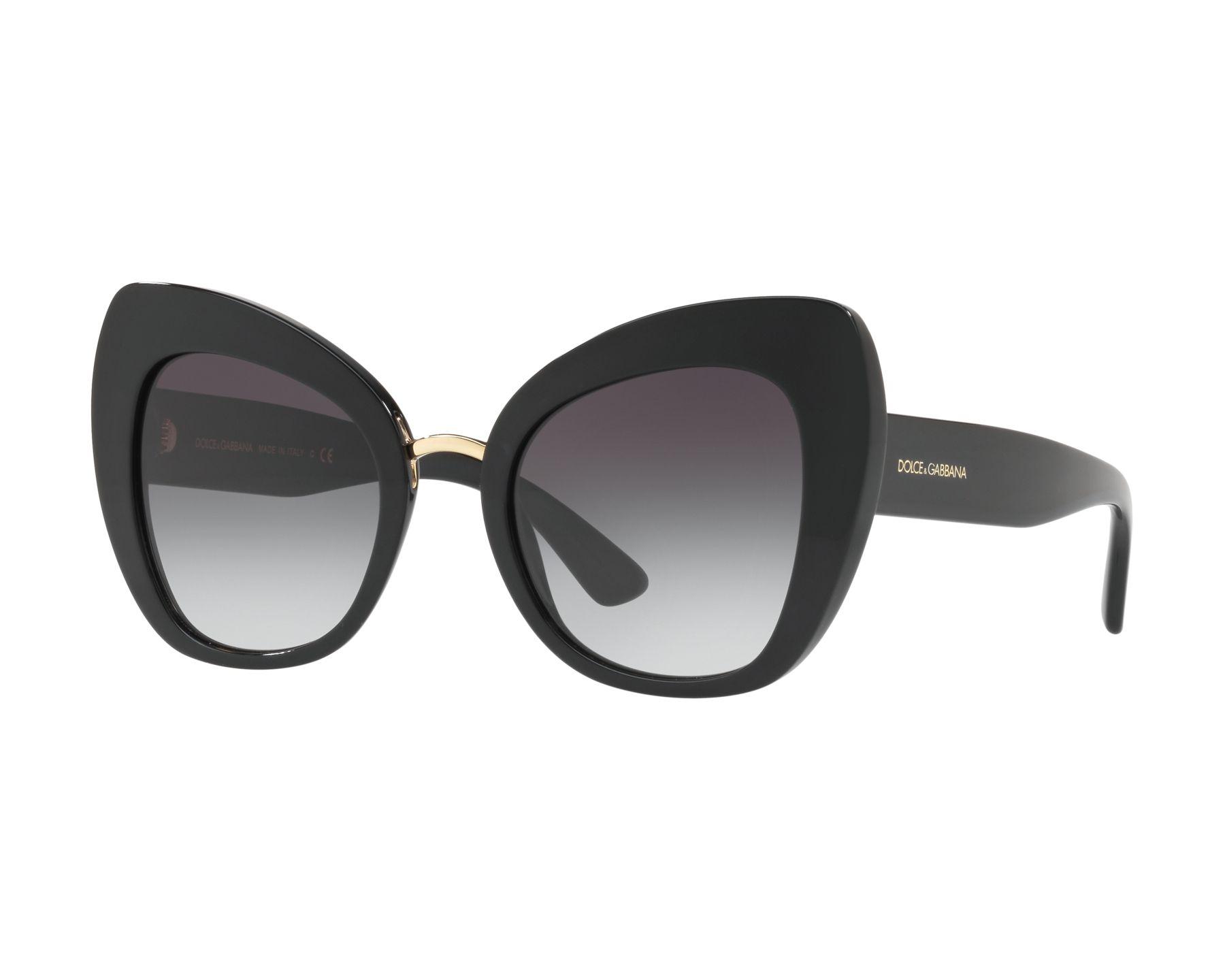 Les lunettes de soleil Dolce & Gabbana