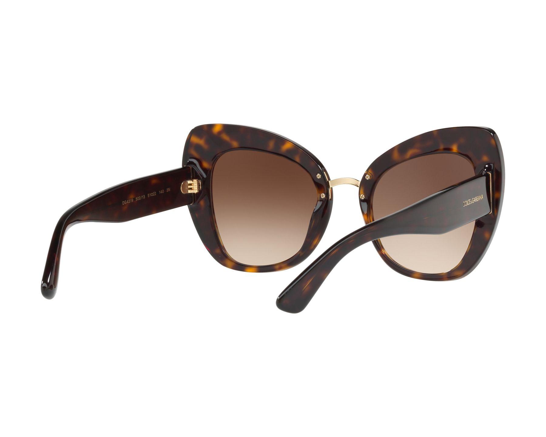 Dolce Gabbana Havana Glasses