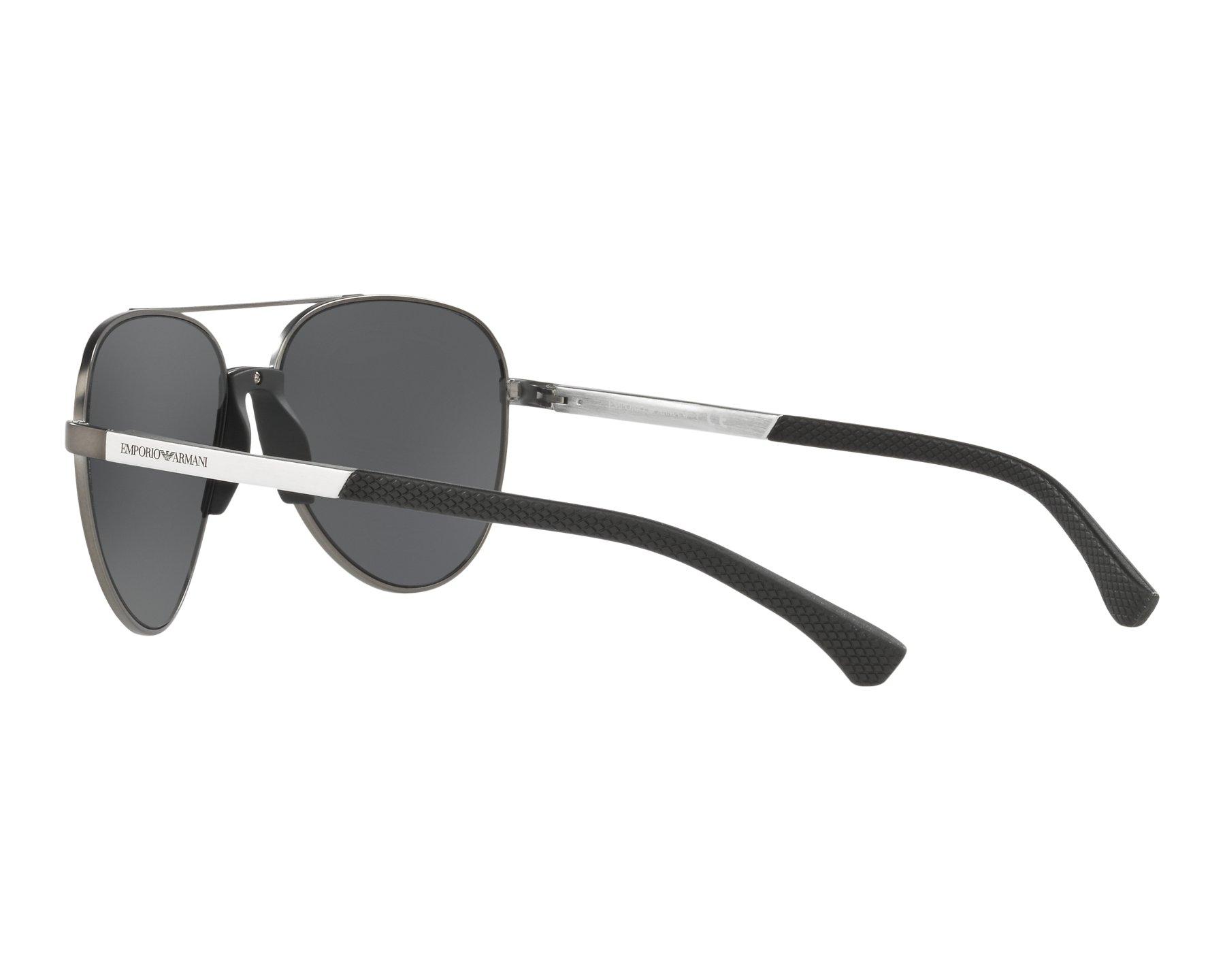 acheter des lunettes de soleil emporio armani ea 2059 30106g visionet. Black Bedroom Furniture Sets. Home Design Ideas