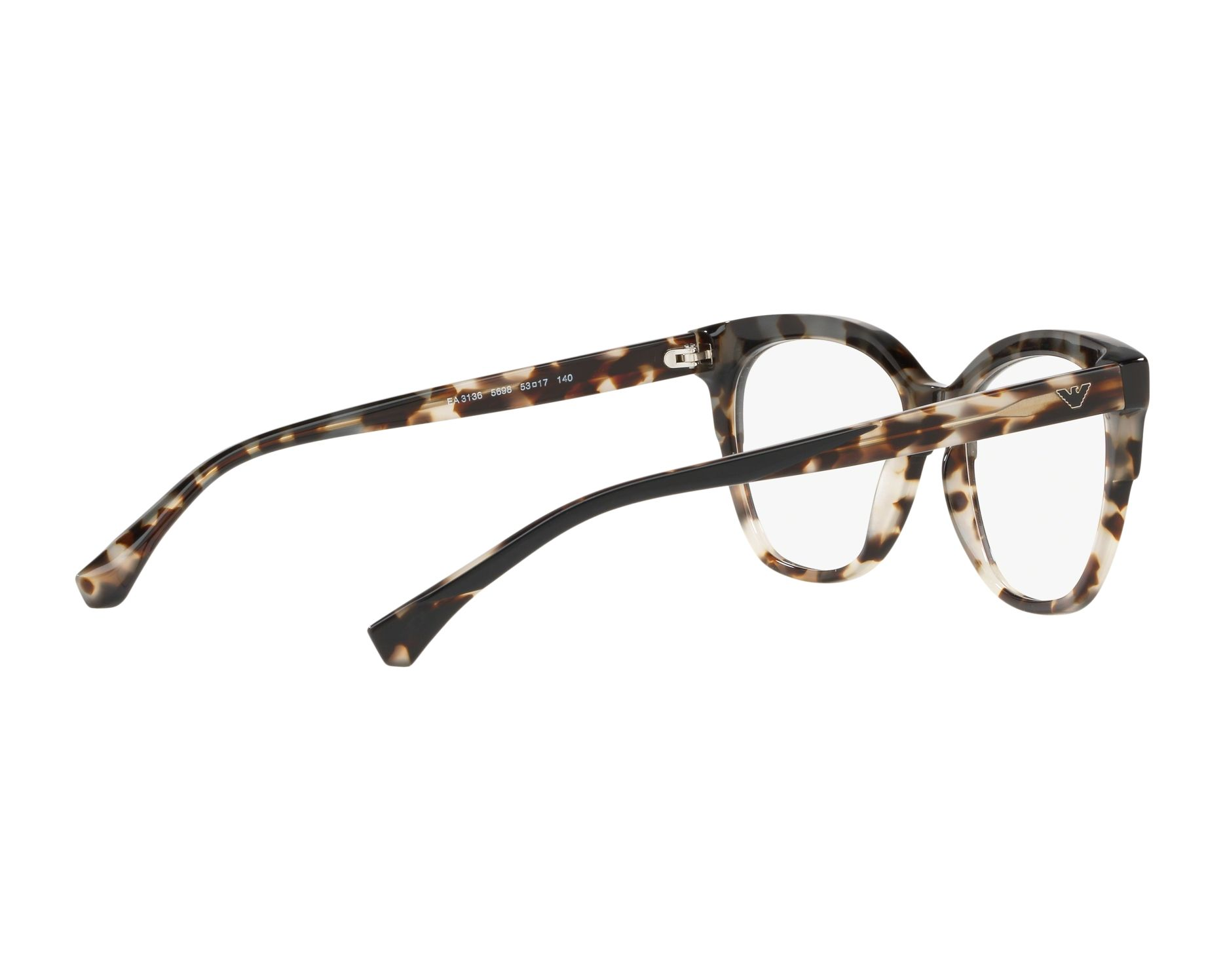 lunettes de vue de emporio armani en ea 3136 5698