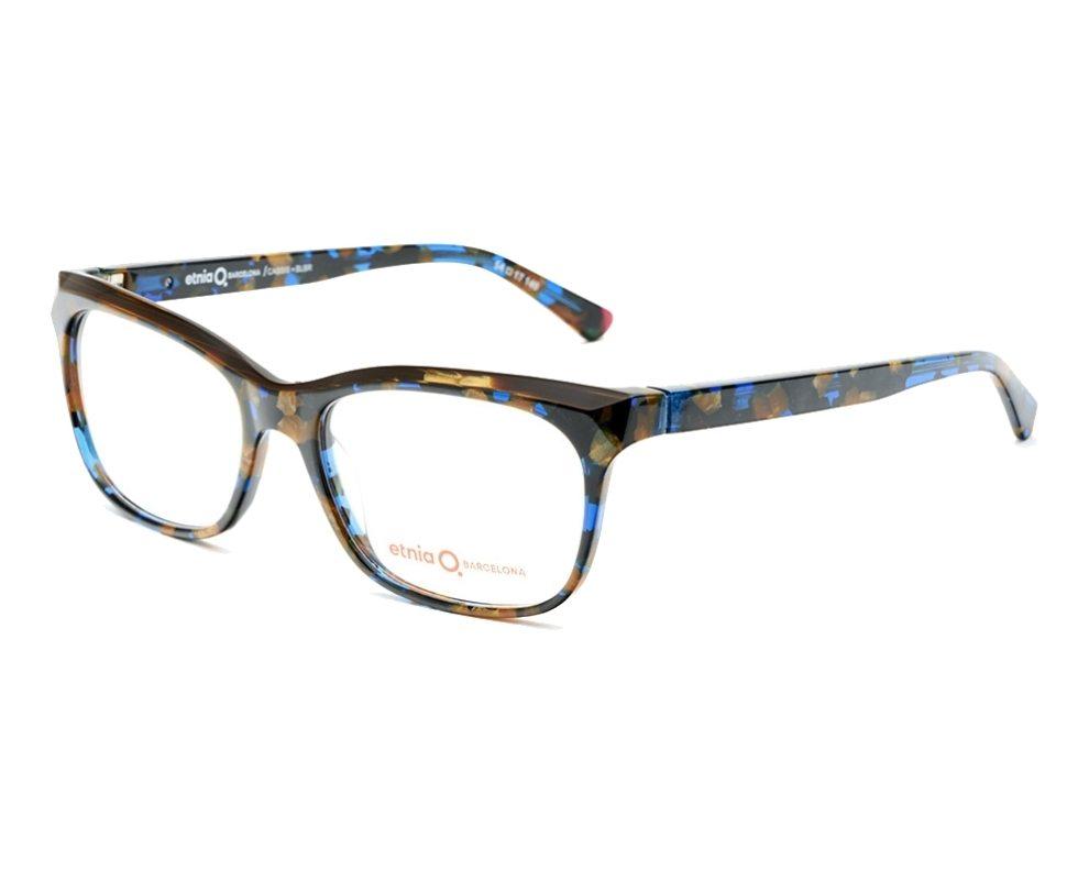 07901ff9d66343 Lunettes de vue Etnia Barcelona CASSIS BLBR - Bleu Marron vue de face