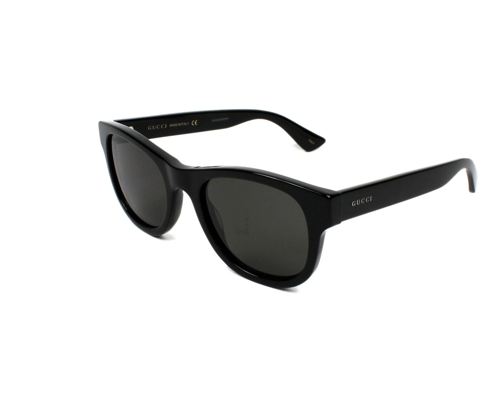 lunettes de soleil de gucci en gg 0001 s 001