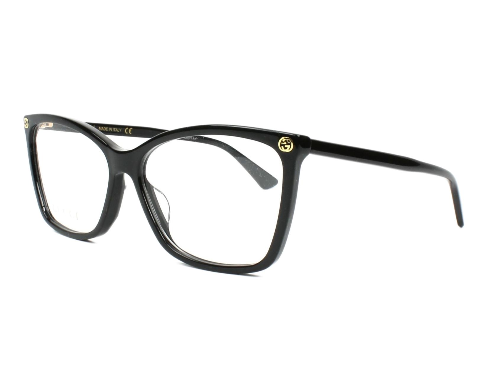0fbf3ccc9d Trouvez vos lunettes de vue Gucci en promotion toute l'année