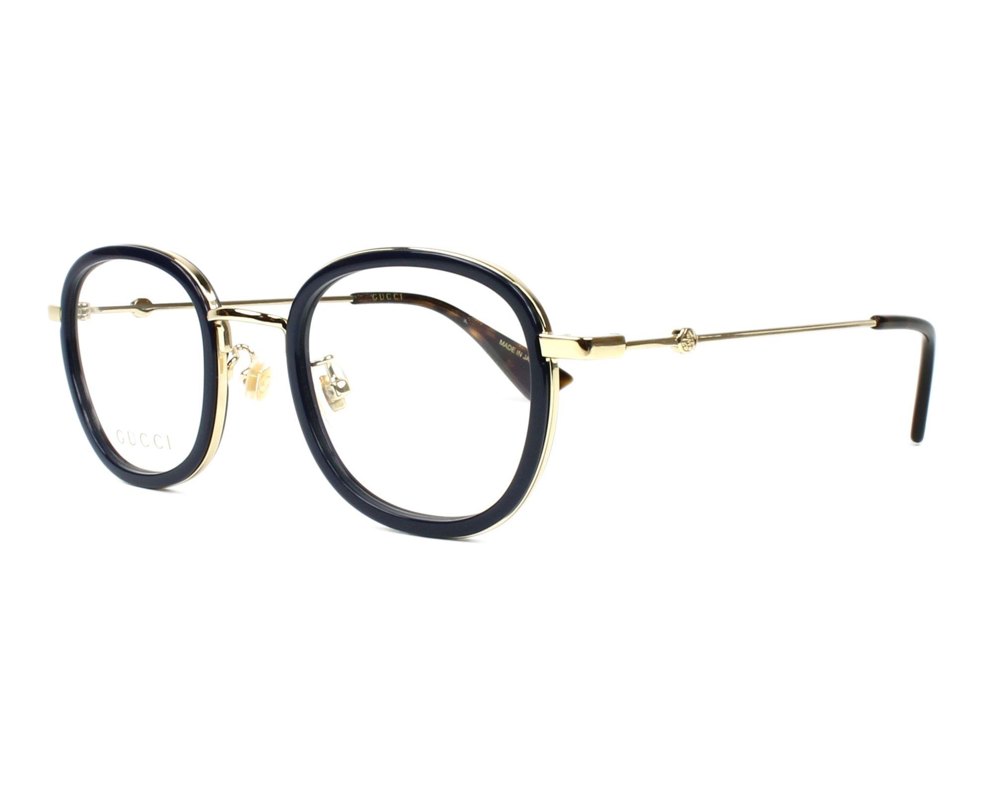 lunettes de vue de gucci en gg 0111 o 004. Black Bedroom Furniture Sets. Home Design Ideas