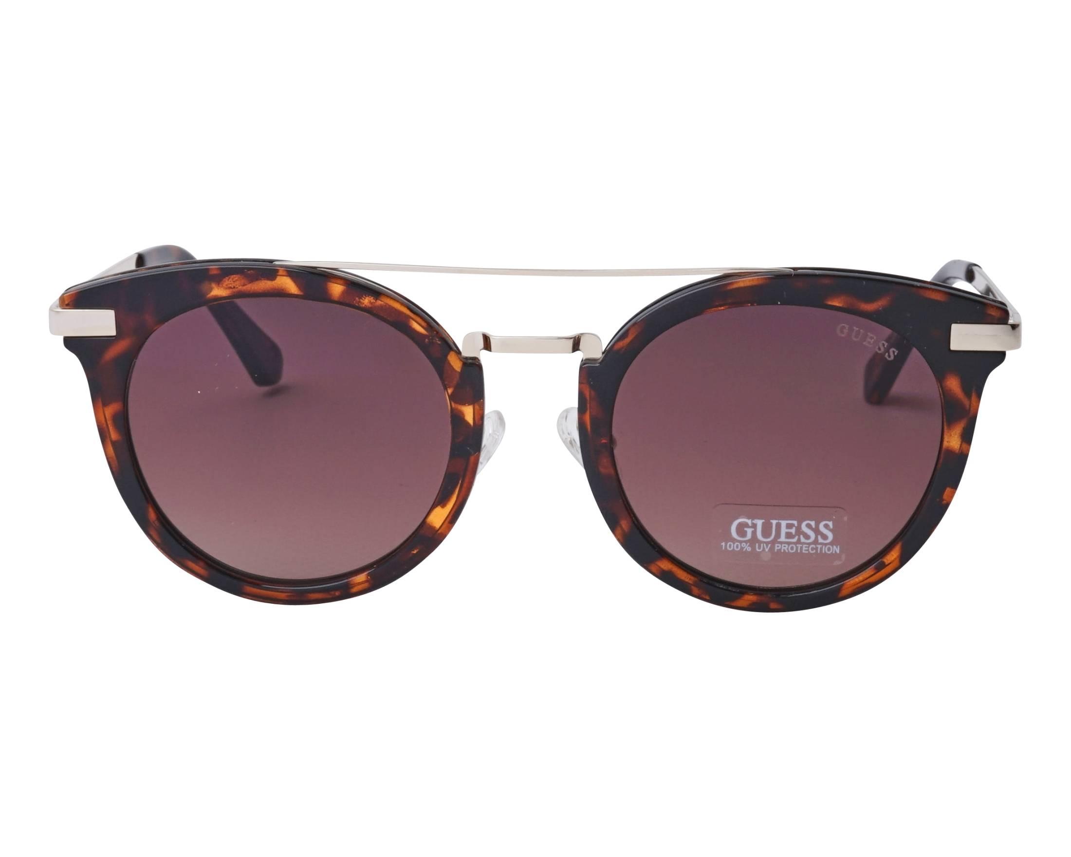 Lunettes de soleil de Guess en GF 6046 52F