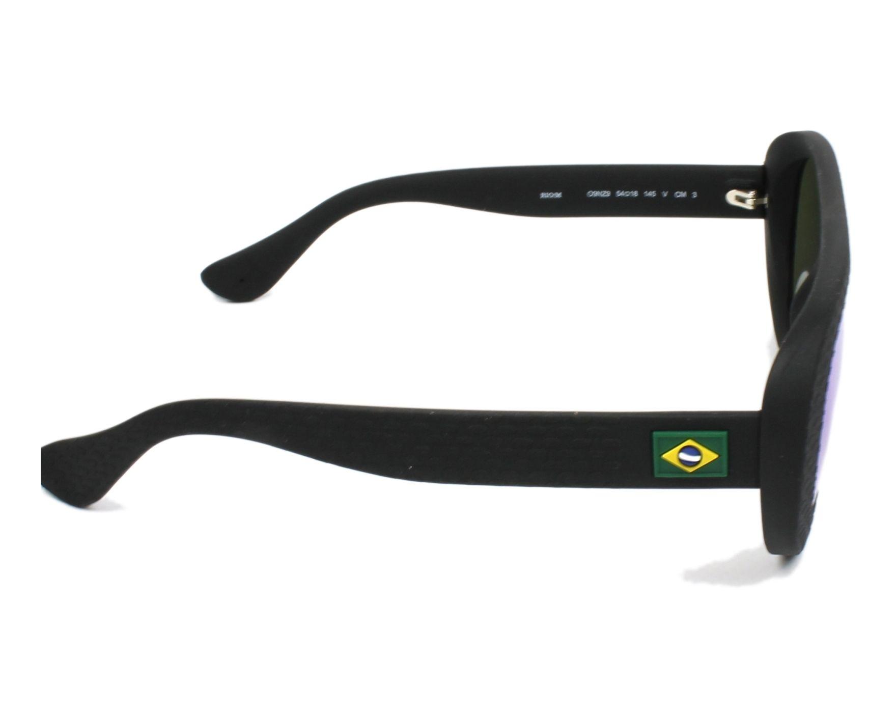 Havaianas Sunglasses Rio M 09n Z9 Black Visionet