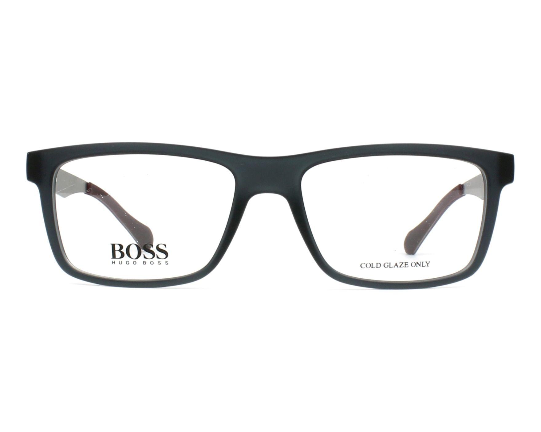 acheter des lunettes de vue hugo boss boss 0870 05g visionet. Black Bedroom Furniture Sets. Home Design Ideas