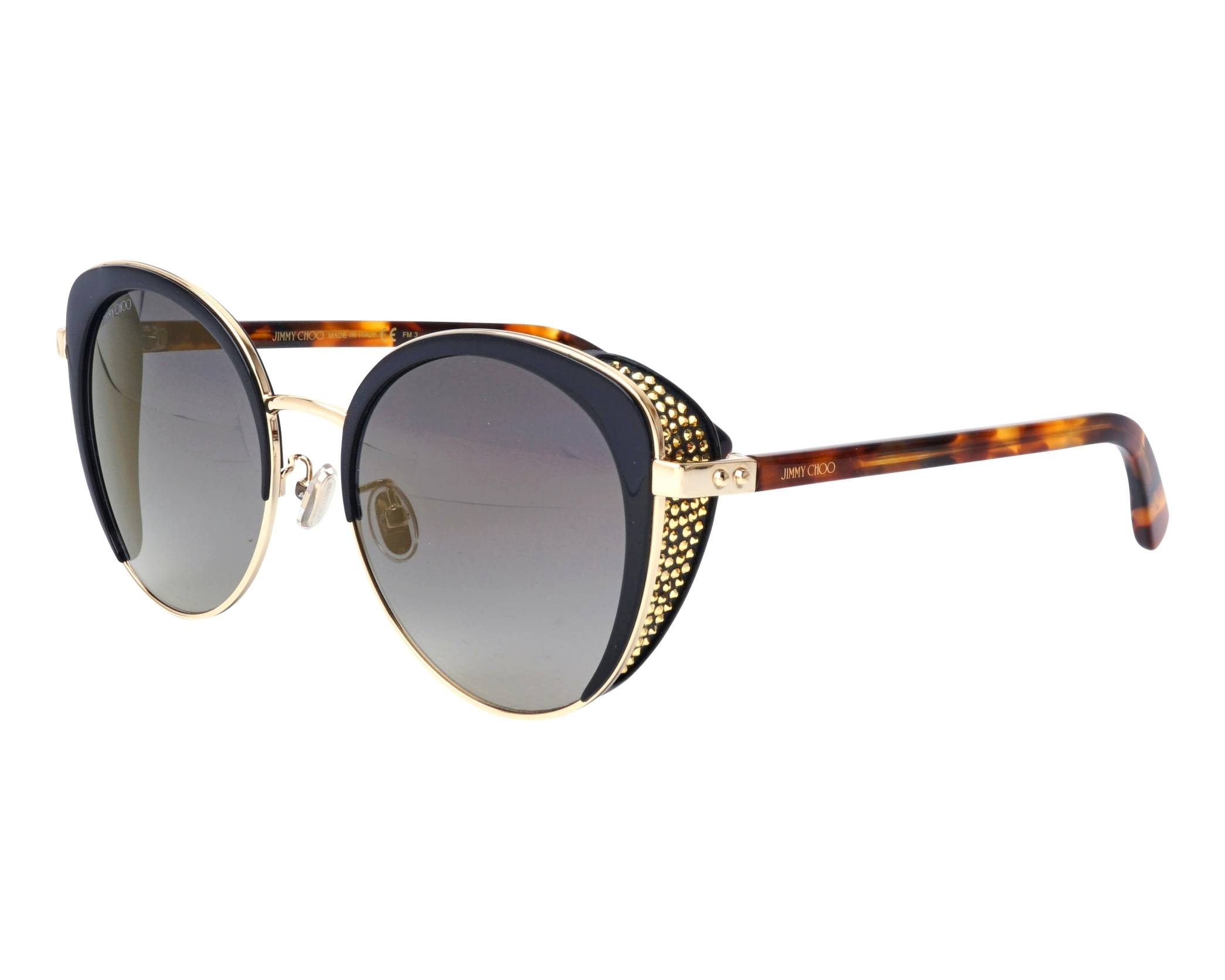 Jimmy Choo Gabby/F/S   Sunglasses: EZContacts.com