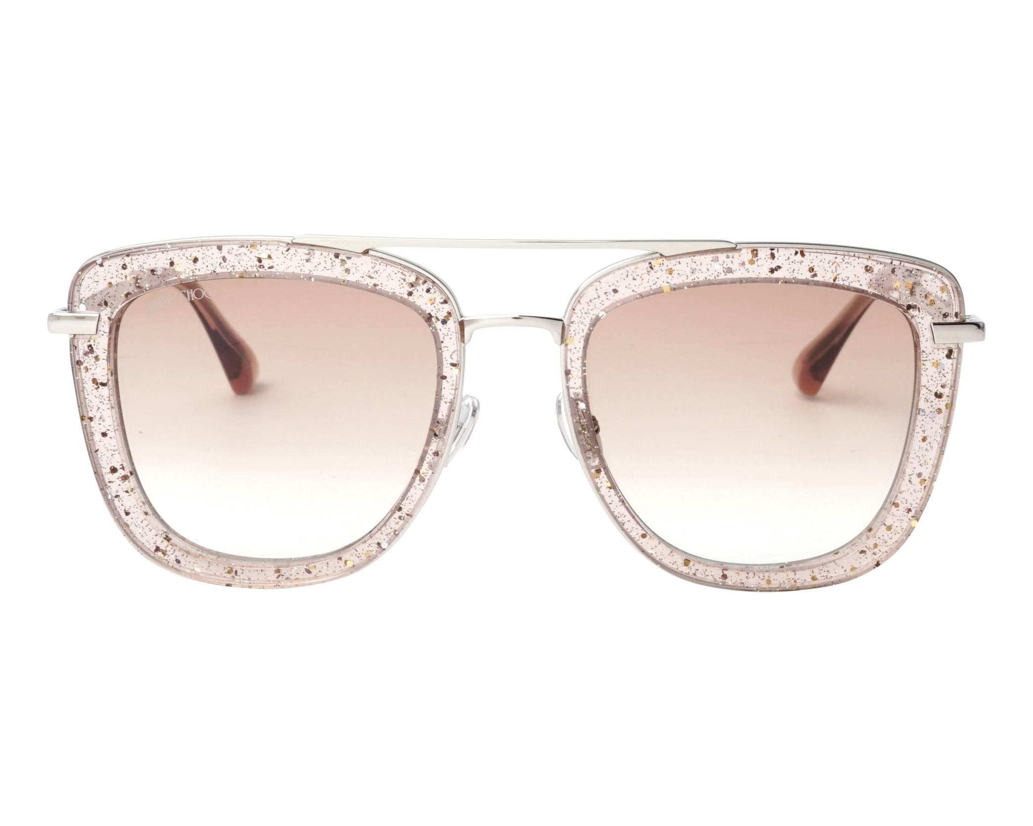 Jimmy Choo Okulary przeciwsłoneczne damskie GLOSSY/S KB7FQ
