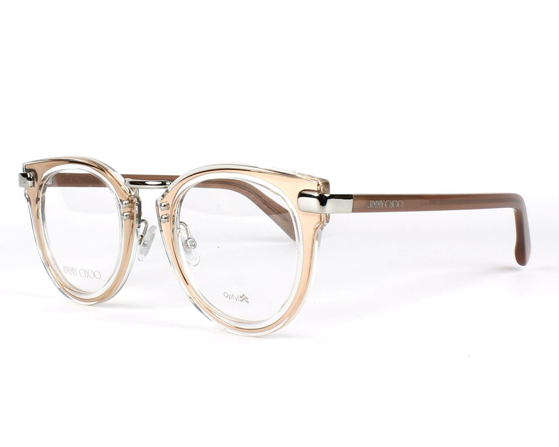 acheter des lunettes de vue jimmy choo jc 183 13b visionet. Black Bedroom Furniture Sets. Home Design Ideas