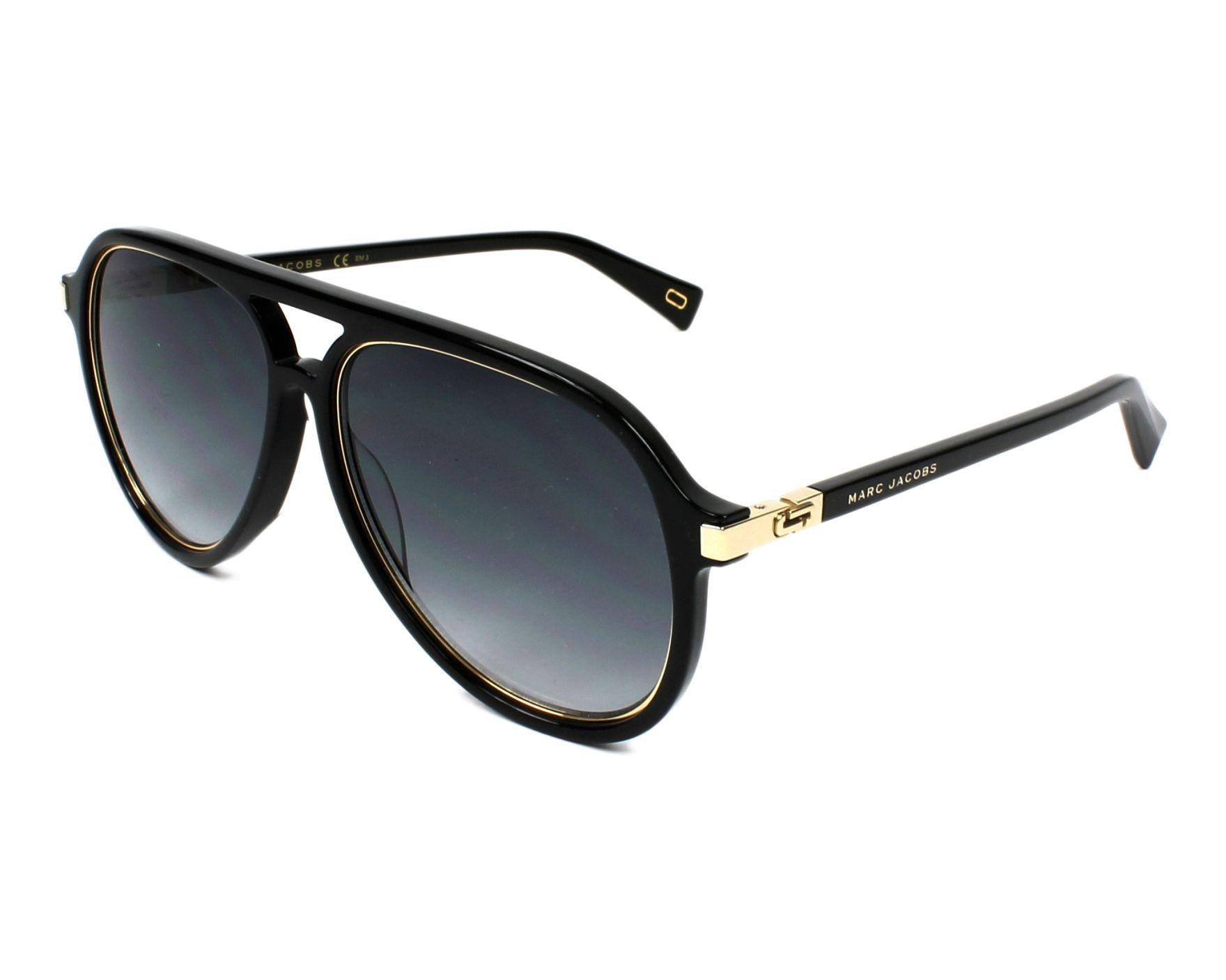 b7f8c2eeded Trouvez vos lunettes de soleil Marc Jacobs en promotion toute l année