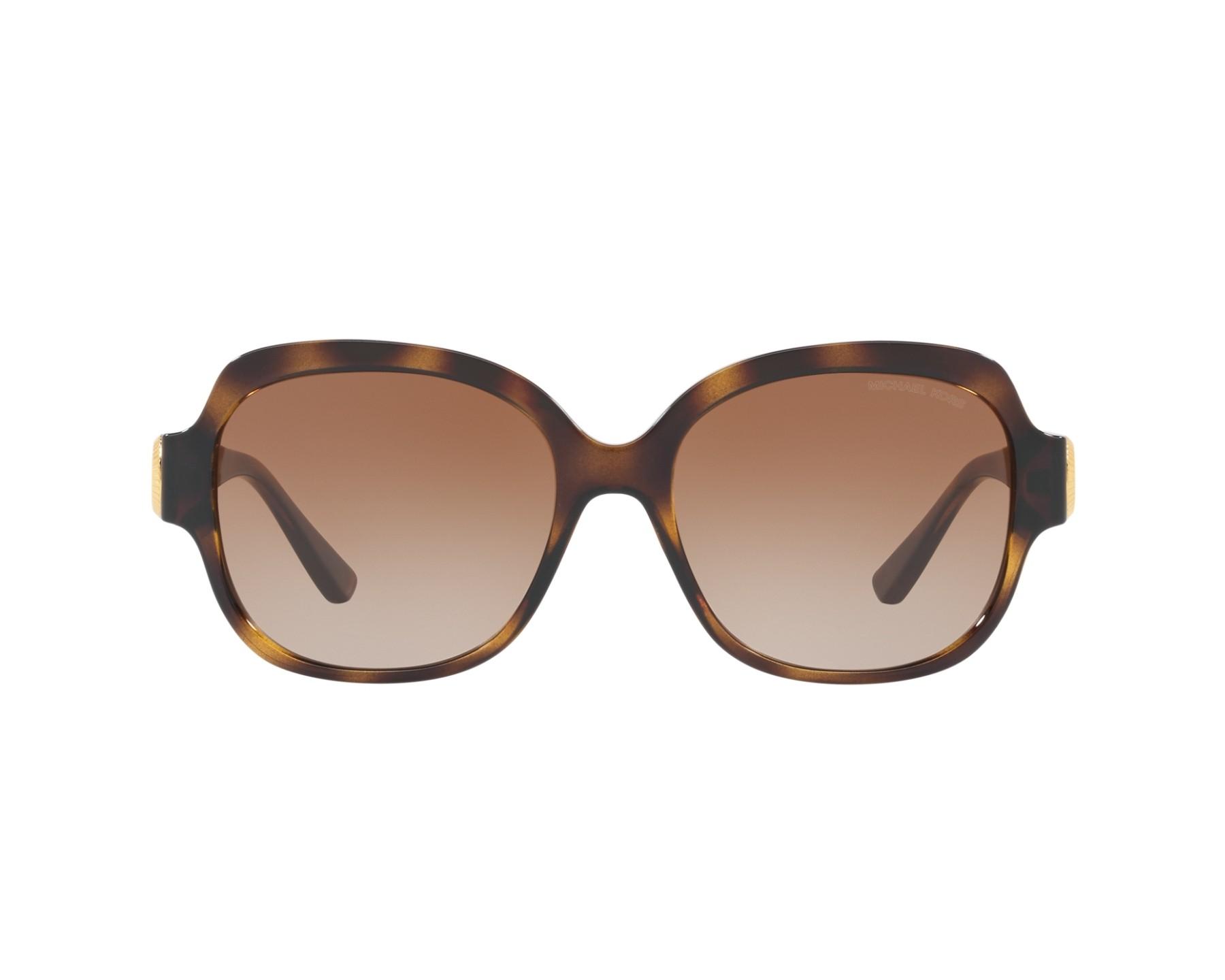 lunettes de soleil michael kors mk 2055 328513 havane visionet. Black Bedroom Furniture Sets. Home Design Ideas