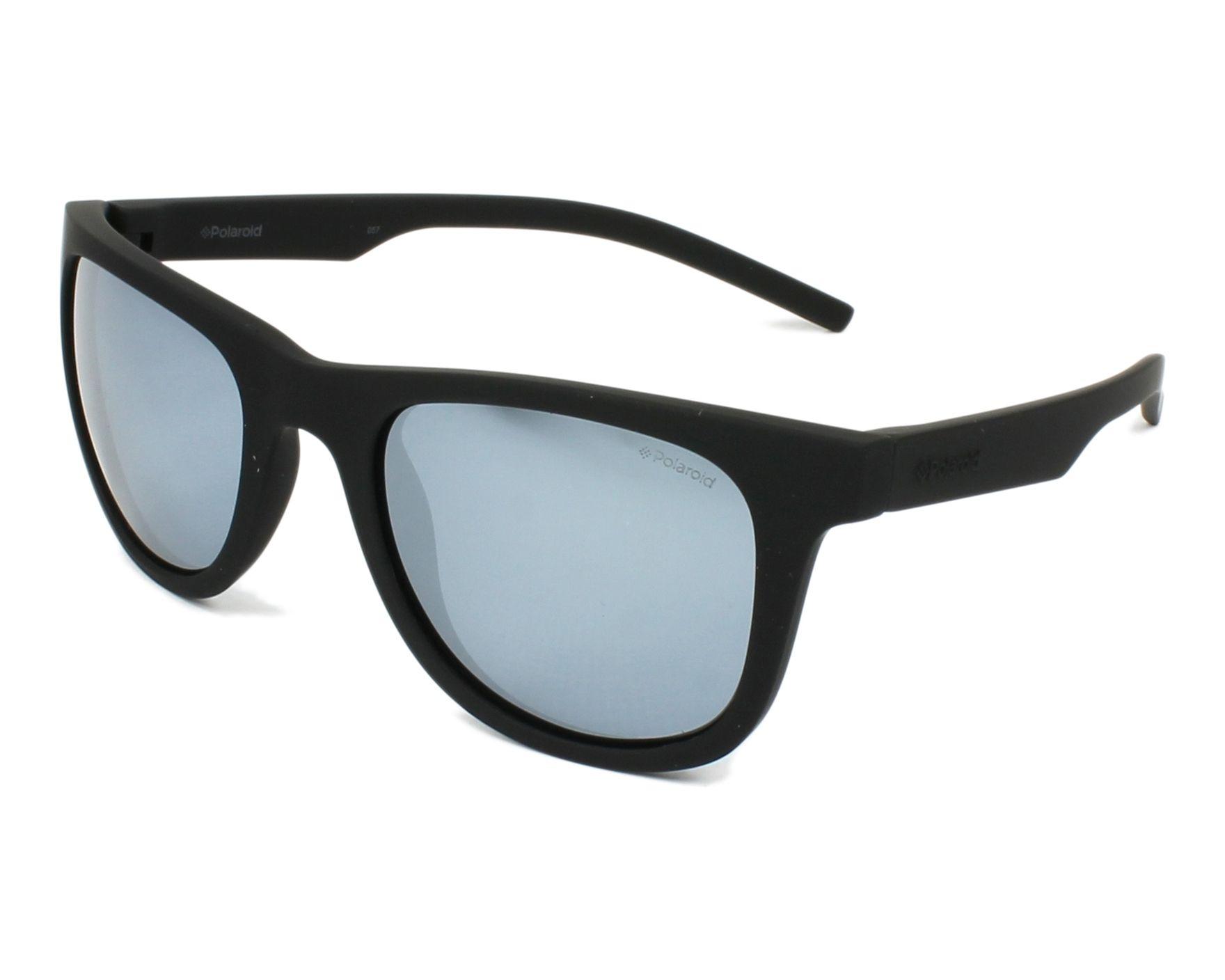Polaroid Sunglasses Pld 7020 S 807 Ex Black Visionet
