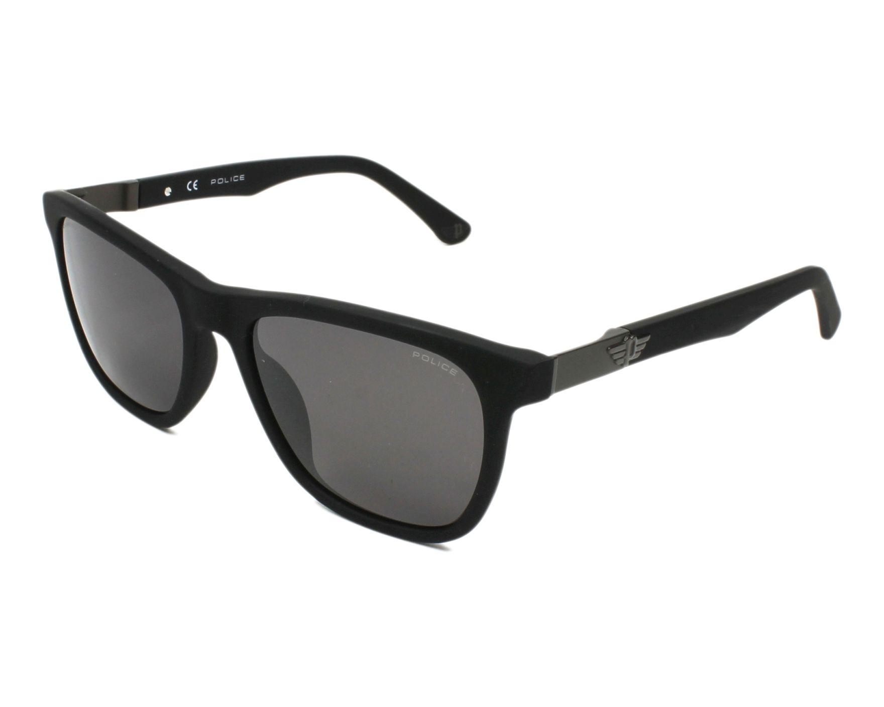 lunettes de soleil block 1 de police en spl 493 703p. Black Bedroom Furniture Sets. Home Design Ideas