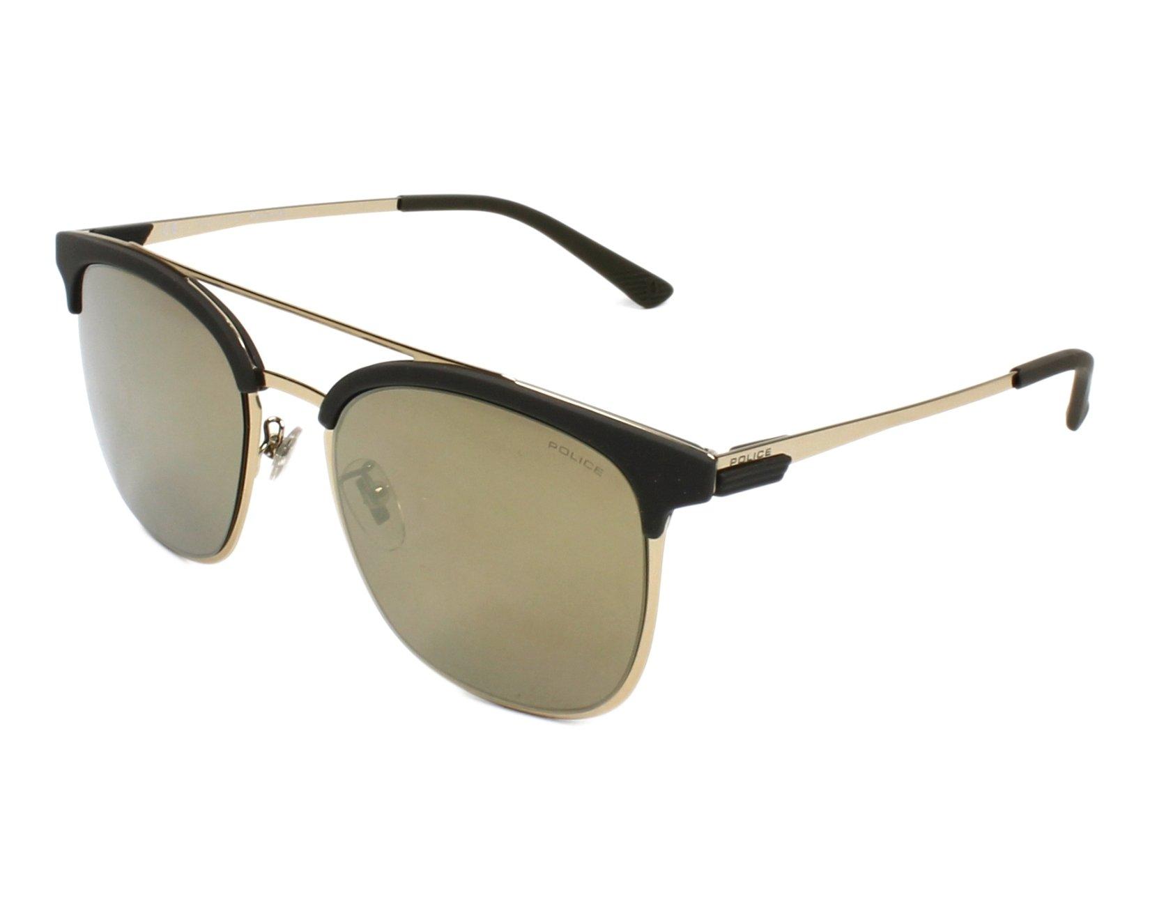 lunettes de soleil crossover 1 de police en spl 569 8ffg. Black Bedroom Furniture Sets. Home Design Ideas
