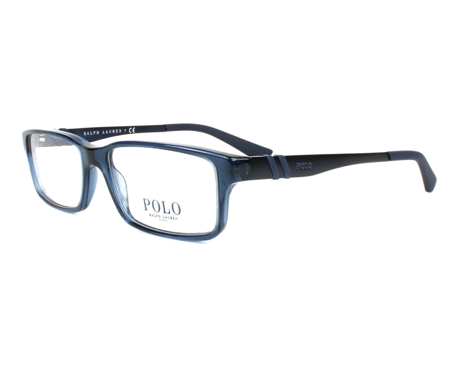 Lunettes de vue Polo Ralph Lauren PH-2115 5276 54-16 Bleu vue de 4d8166f62060