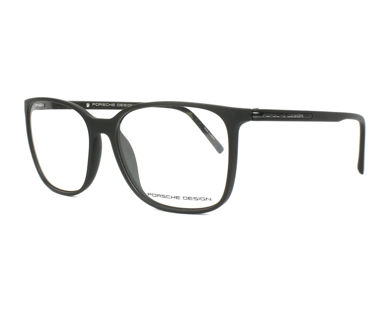 lunettes de vue porsche design p 8270 a noir monture hommes. Black Bedroom Furniture Sets. Home Design Ideas