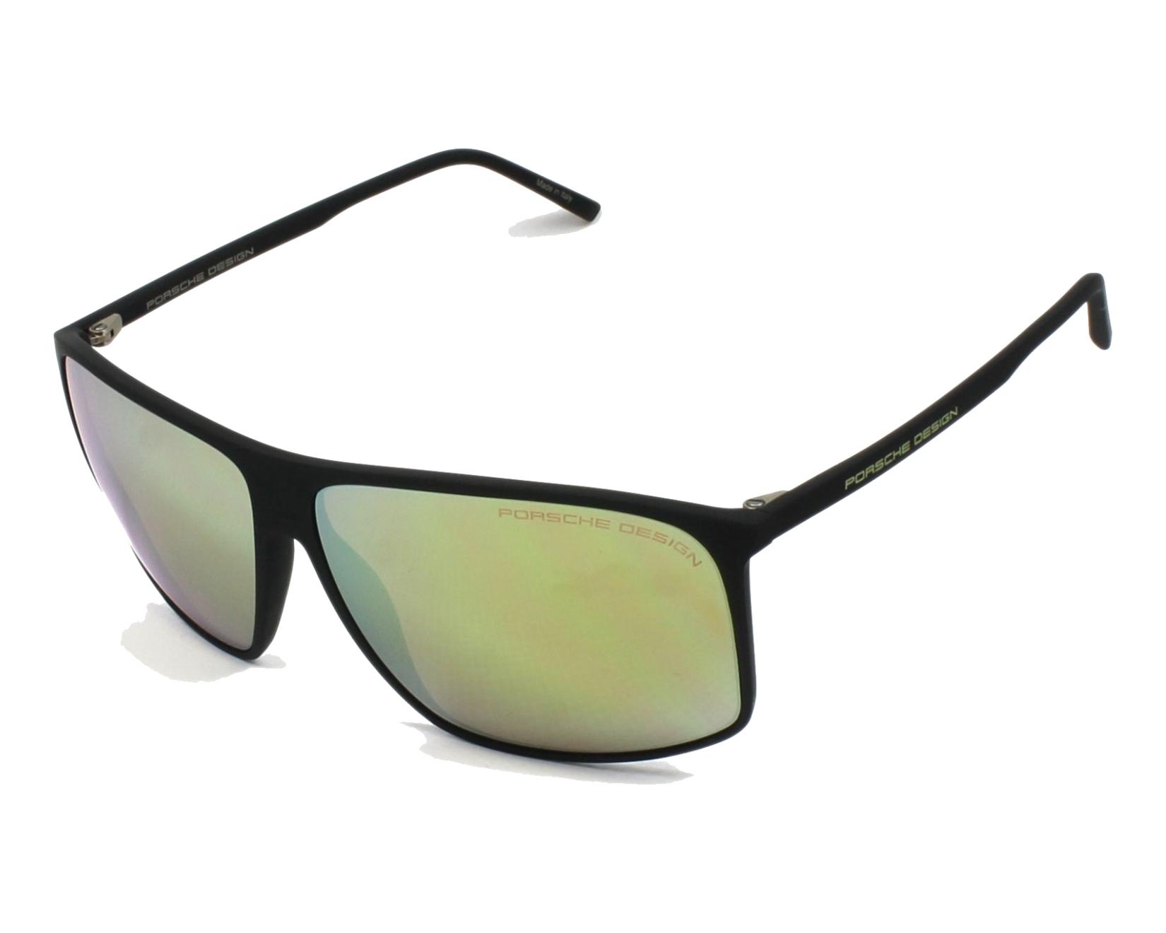 achat lunettes de soleil porsche design p 8594 a visionet. Black Bedroom Furniture Sets. Home Design Ideas