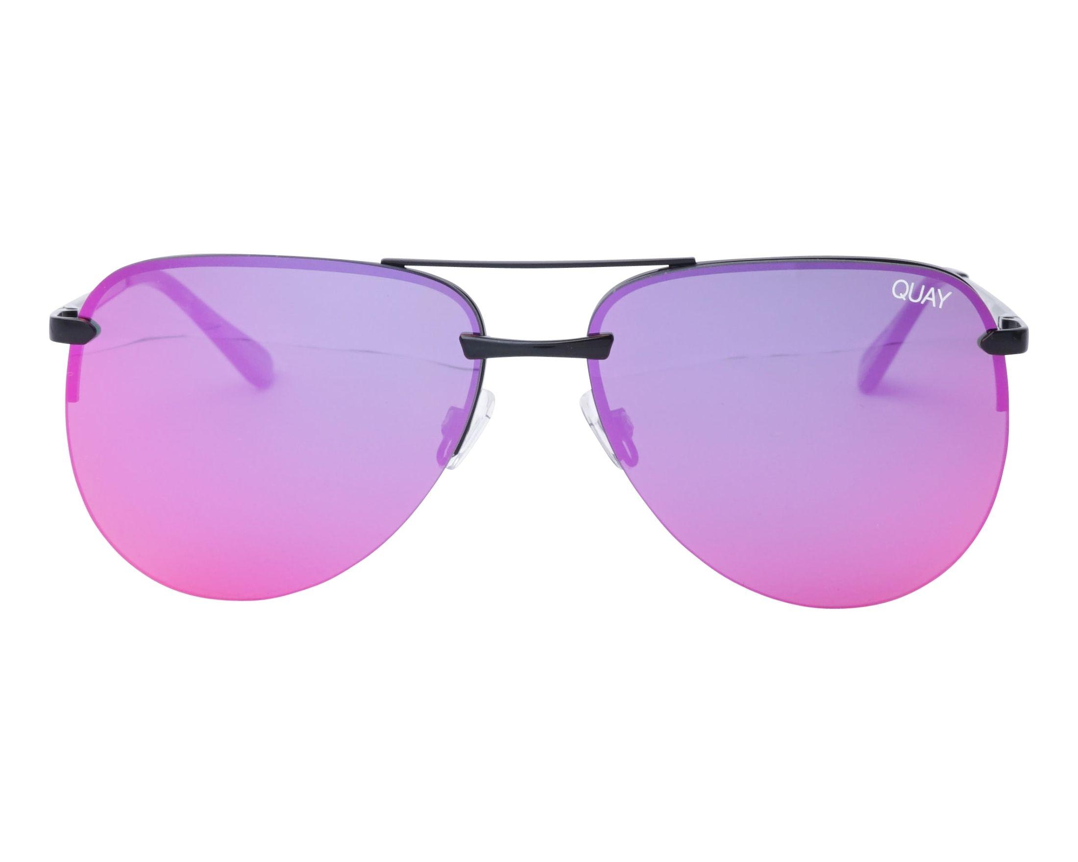 Lunettes de soleil Quay Australia QW-000156 THE PLAYA Pink //. 4Kn9y7