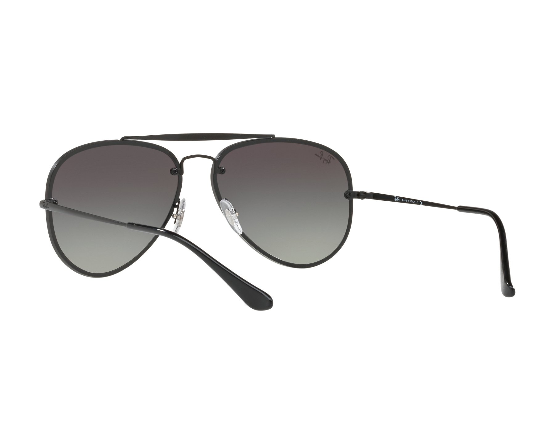 ray ban sonnenbrille rb 3584 n 153 11 schwarz visionet. Black Bedroom Furniture Sets. Home Design Ideas