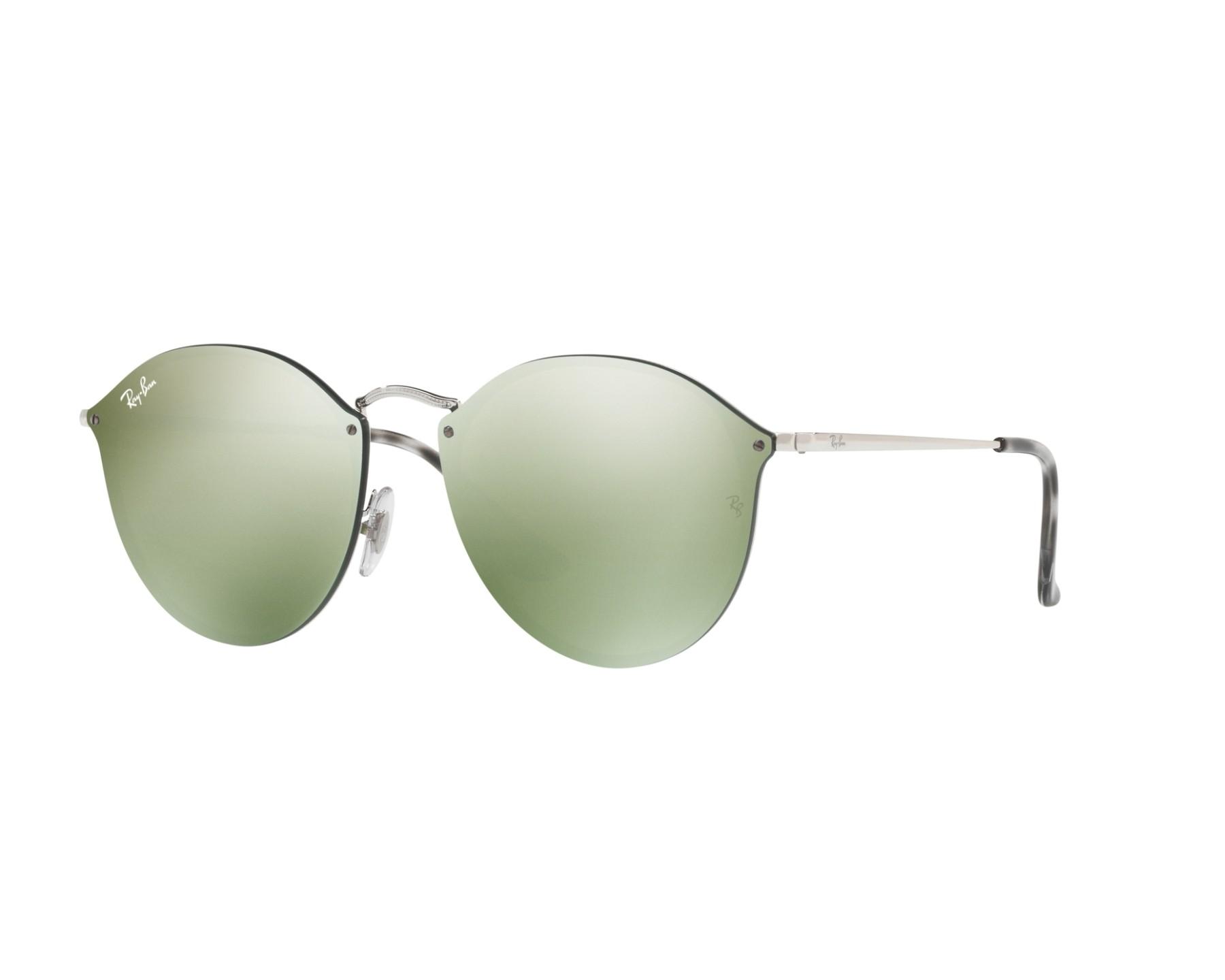 lunette ray ban femme effet miroir