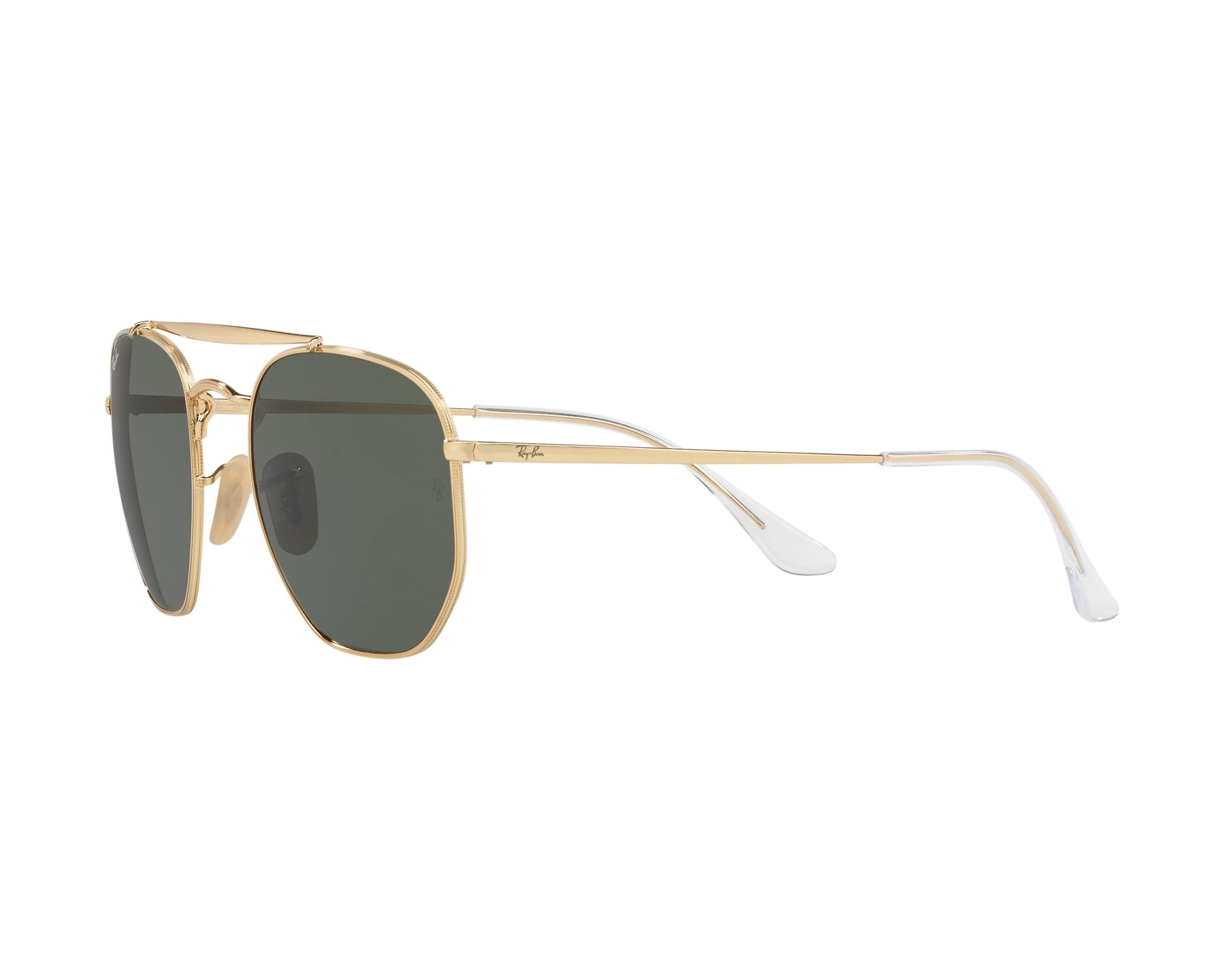 Lunettes de soleil Ray-Ban RB-3648 001 54-21 Or 02fa77104641
