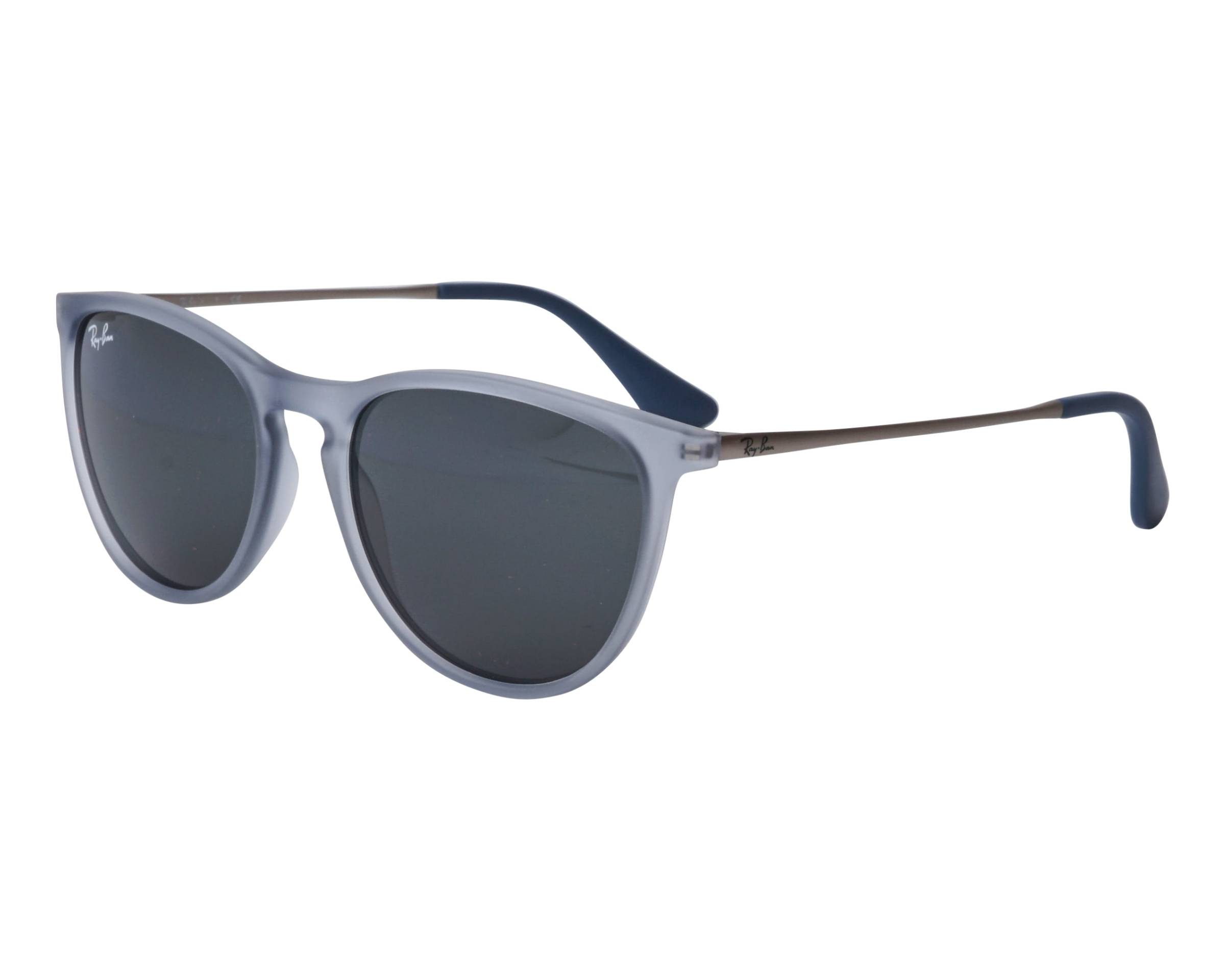 lunette de soleil ray ban bleu