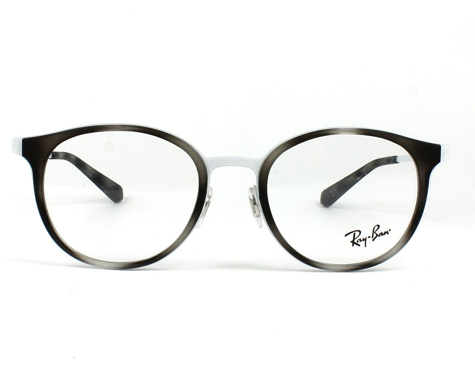 lunette verre blanc ray ban