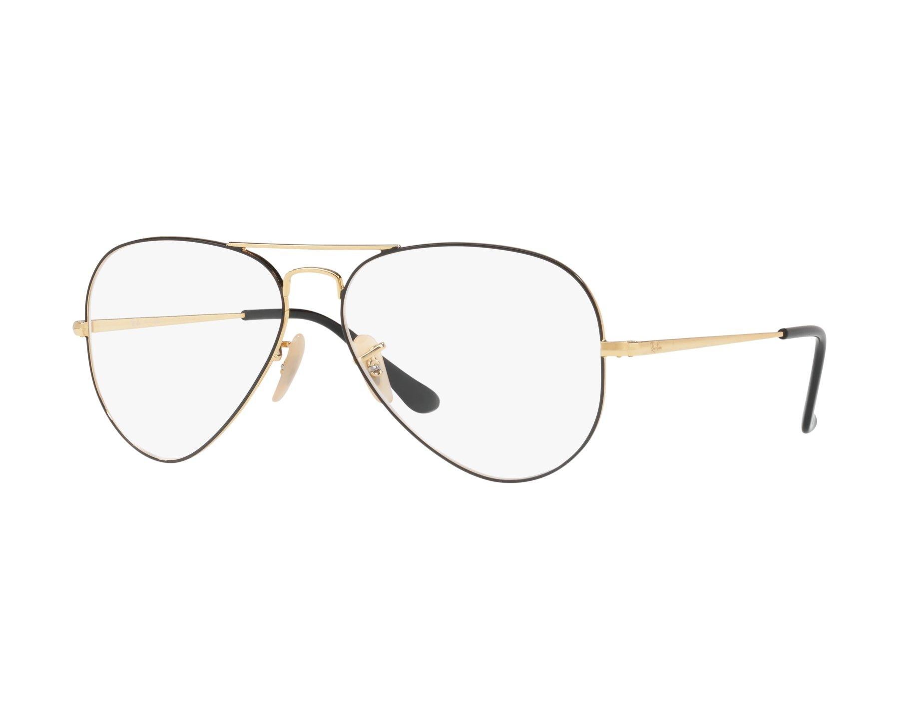 lunette de vue ray ban femme aviator