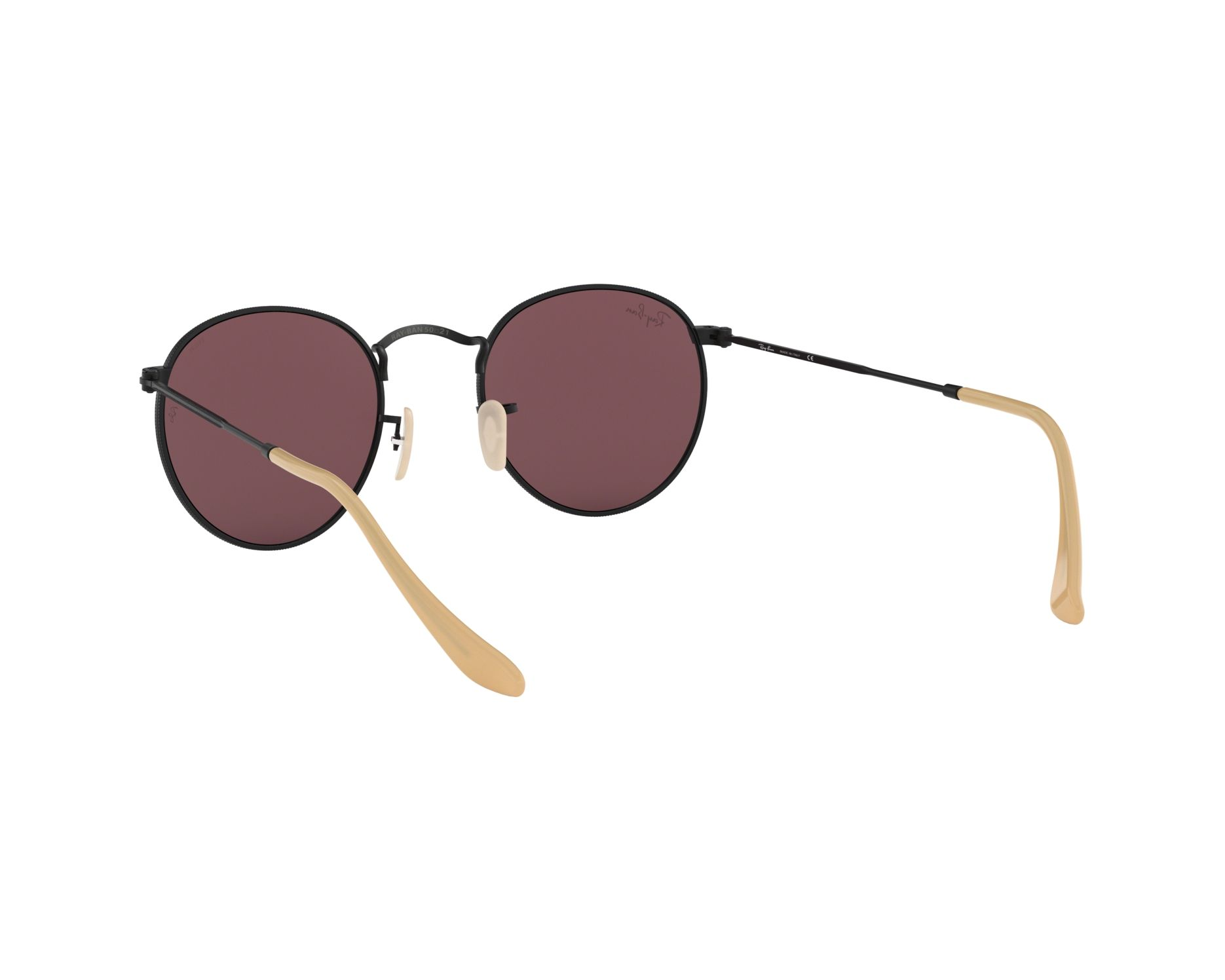 acheter pas cher 56ee2 0c842 Ray Ban Round Metal RB-3447 9066Z0