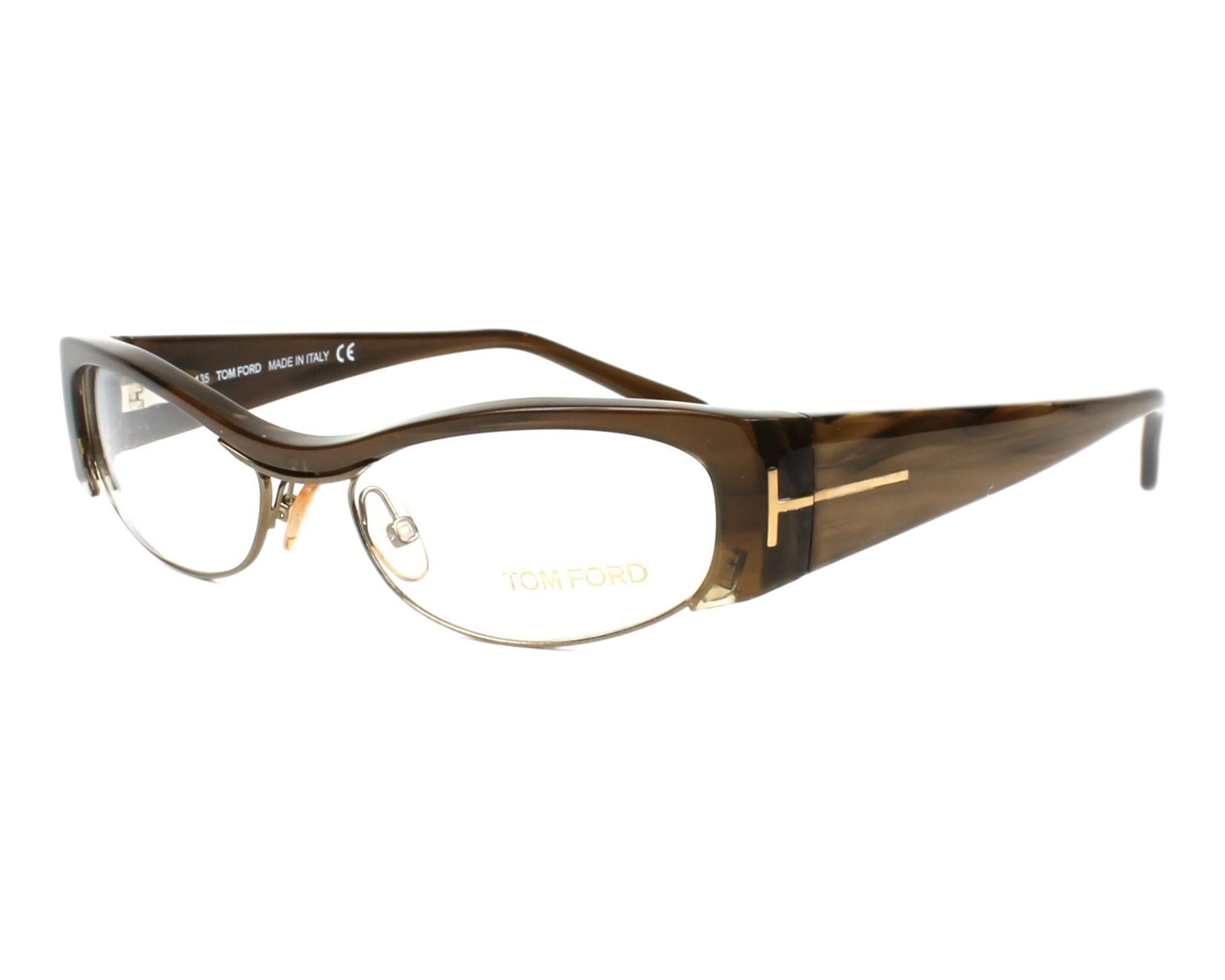 tom ford eyeglasses tf 5076 u61 havana visionet. Black Bedroom Furniture Sets. Home Design Ideas