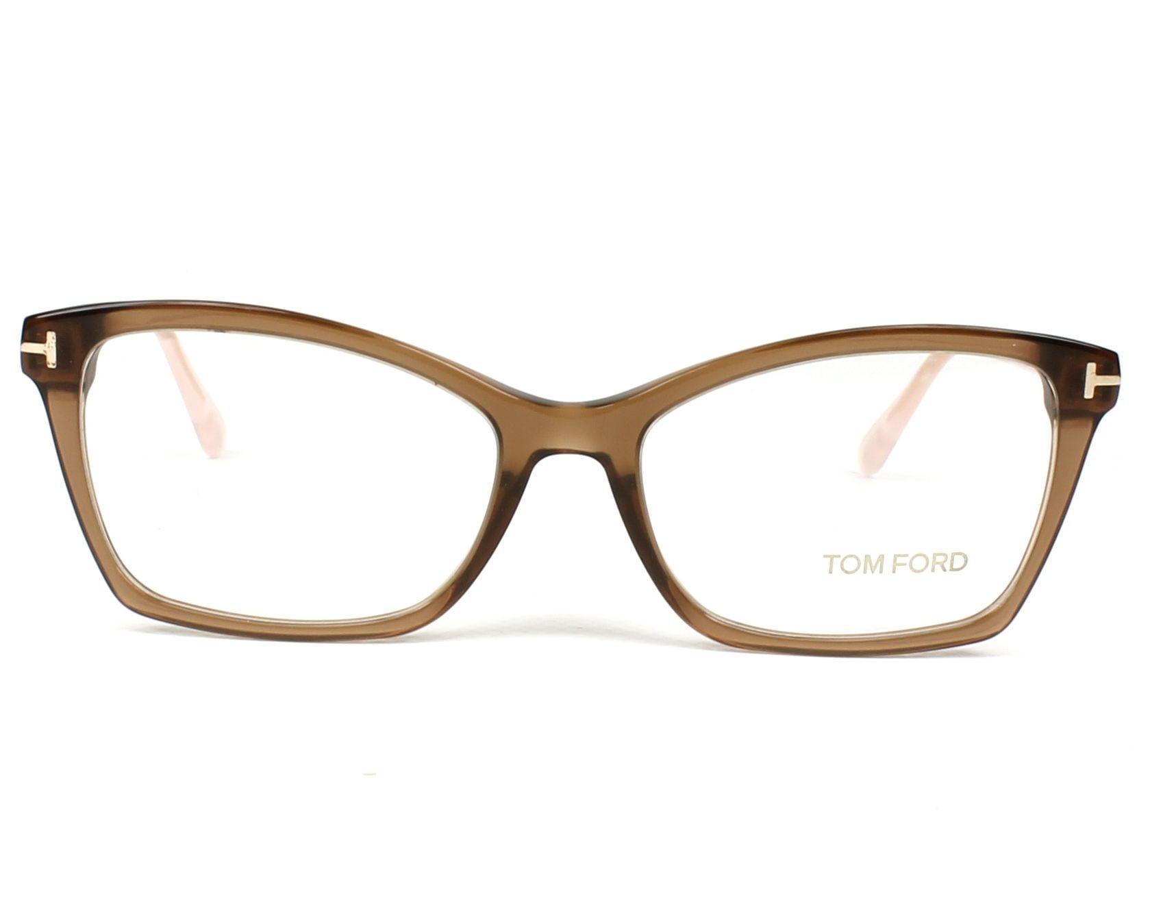 tom ford eyeglasses tf 5357 048 brown visionet. Black Bedroom Furniture Sets. Home Design Ideas