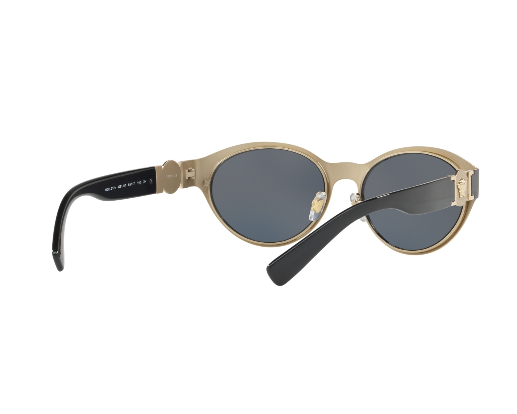 achat lunettes de soleil versace ve 2179 129187 visionet. Black Bedroom Furniture Sets. Home Design Ideas