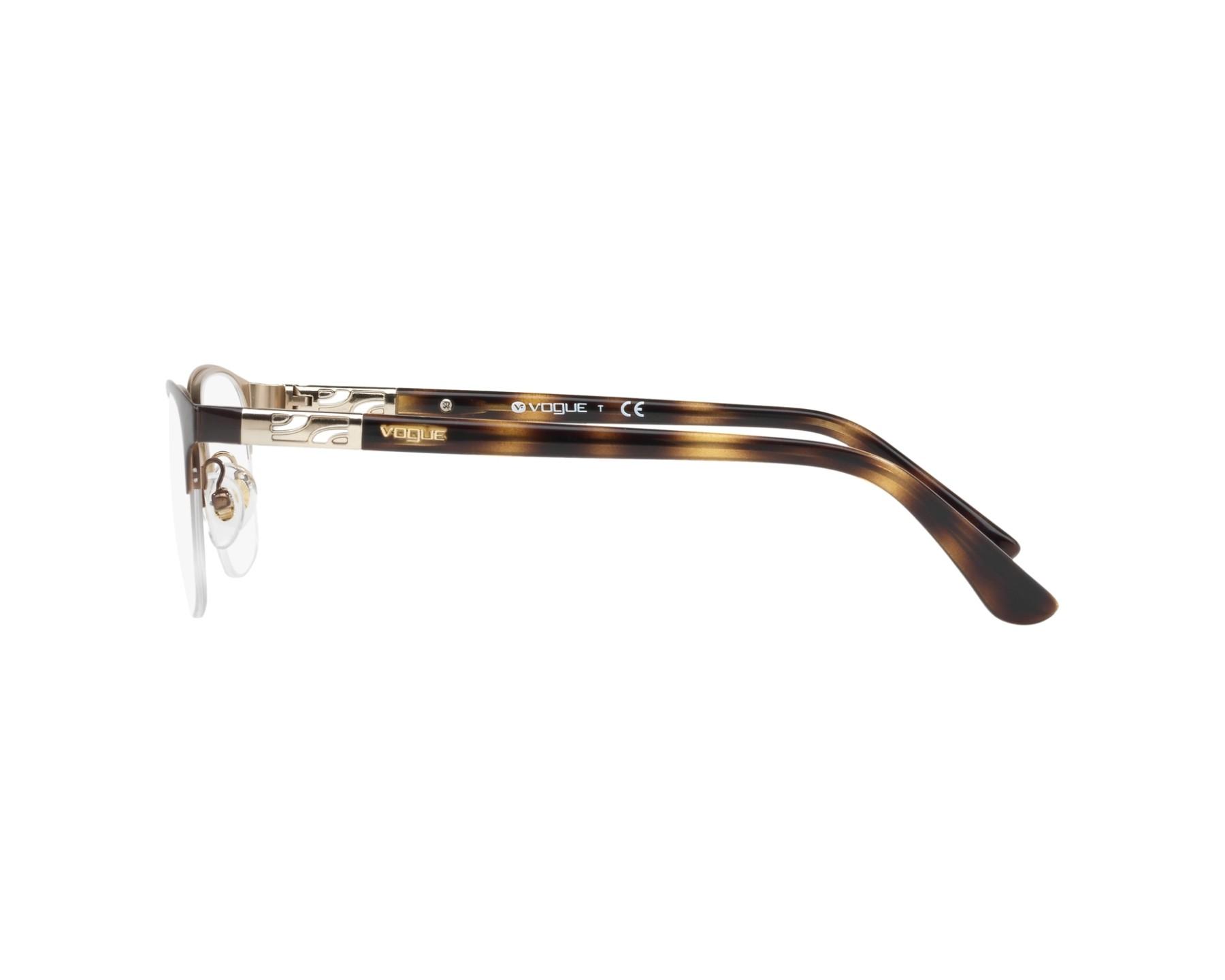 achat lunettes de vue vogue vo 4067 997 visionet. Black Bedroom Furniture Sets. Home Design Ideas
