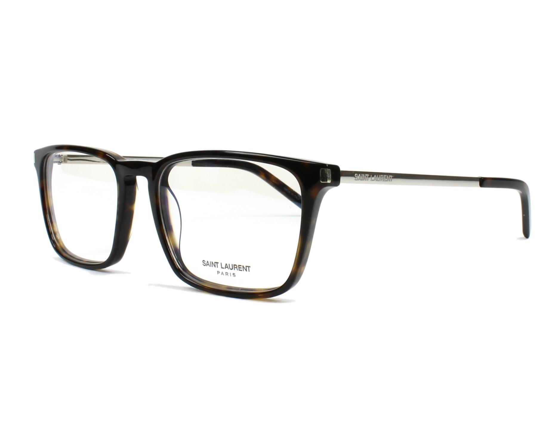 lunettes de vue de yves saint laurent en sl 112 002. Black Bedroom Furniture Sets. Home Design Ideas