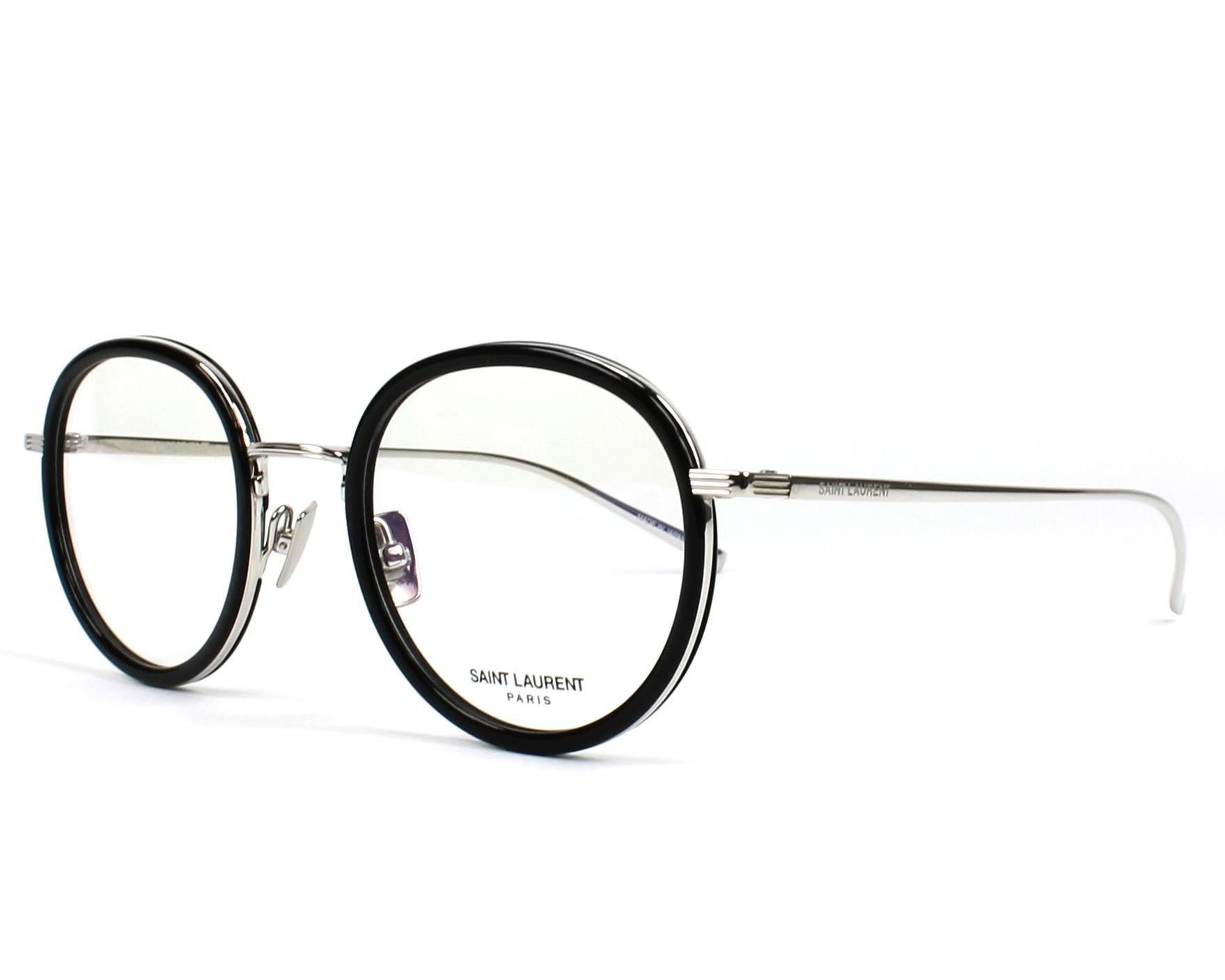 Lunettes de vue Yves Saint Laurent SL-126-T 001 48-22 Noir f84d79cb0632