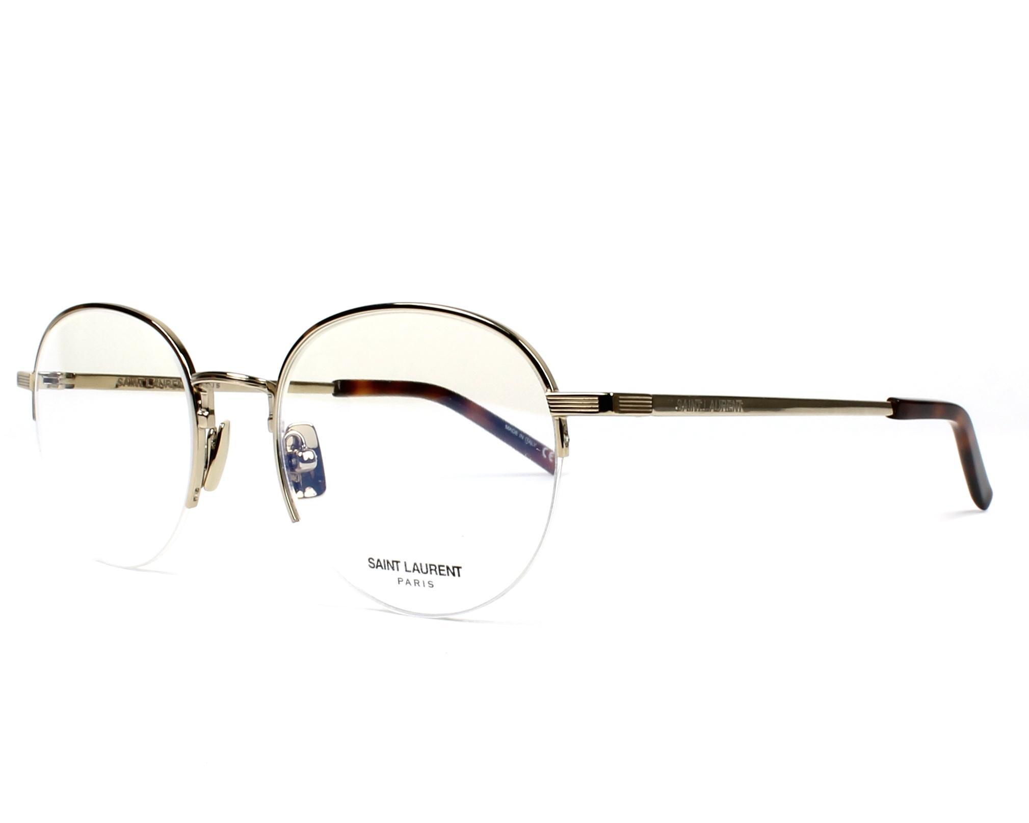 lunettes de vue de yves saint laurent en sl 154 002. Black Bedroom Furniture Sets. Home Design Ideas